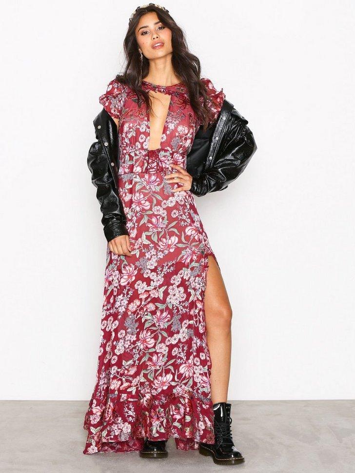 Billede af Flora Maxi Dress