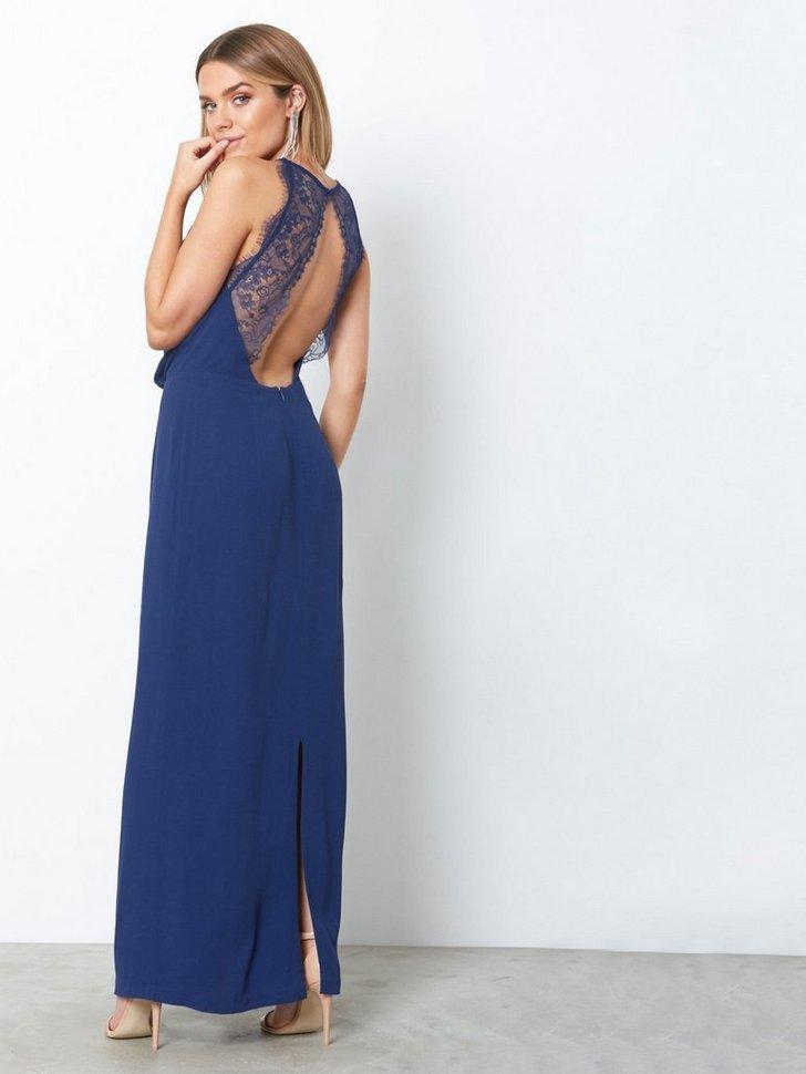 Willow dress long 5687 køb festkjole
