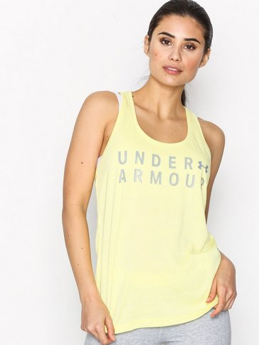 Under Armour - Tborne Train Grph Twist Tank