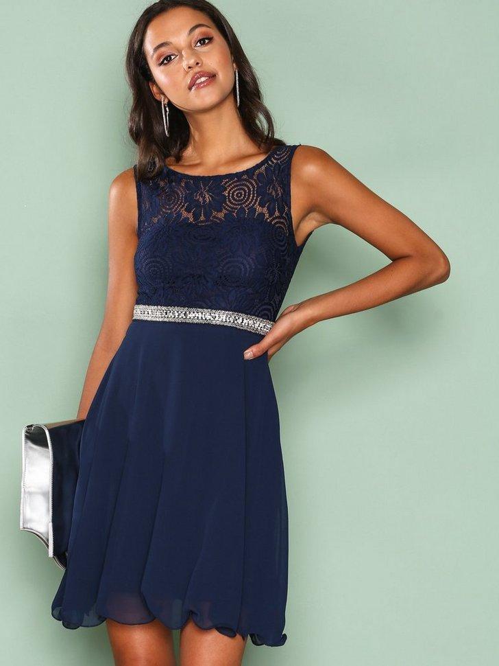 Sparkle Lace Dress køb festkjole