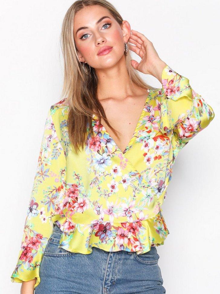 Bluser skjorter Nize Top - festtøj mode