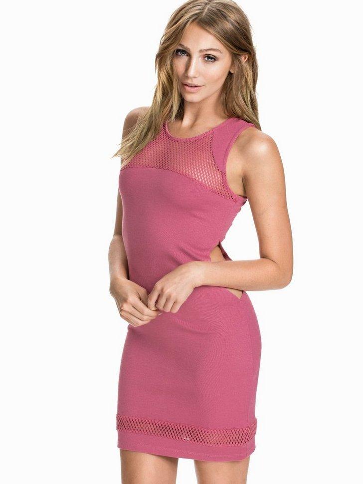 Mesh Jersey Dress køb festkjole