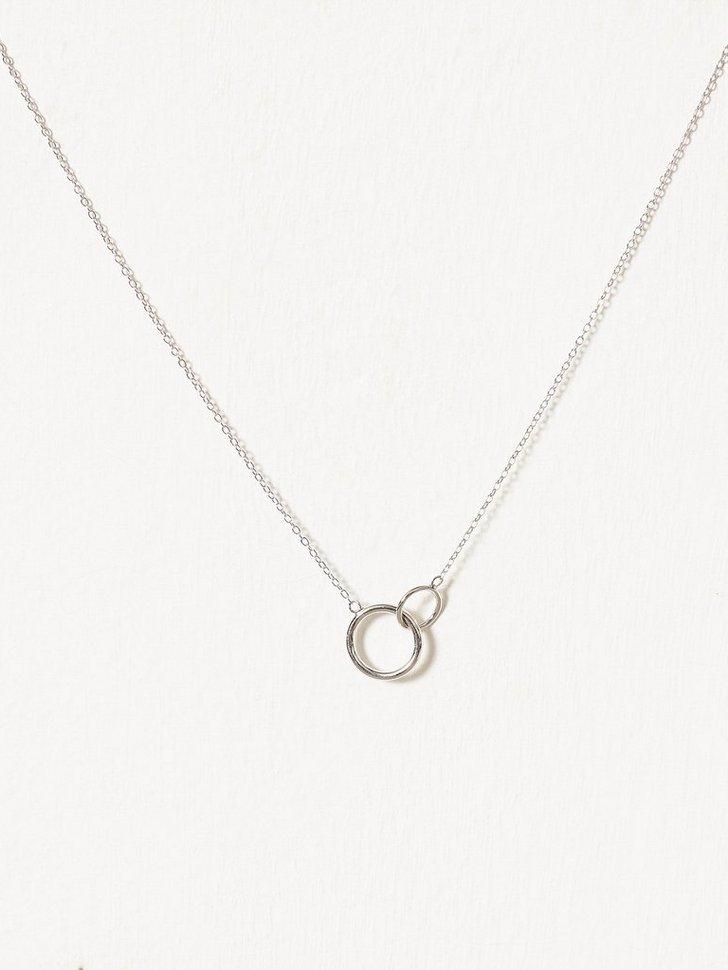 Mini Circle Necklace køb smykker