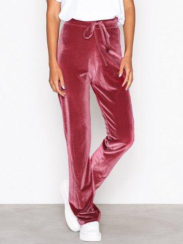 NLY Trend - Velvet Lounge Set Pants