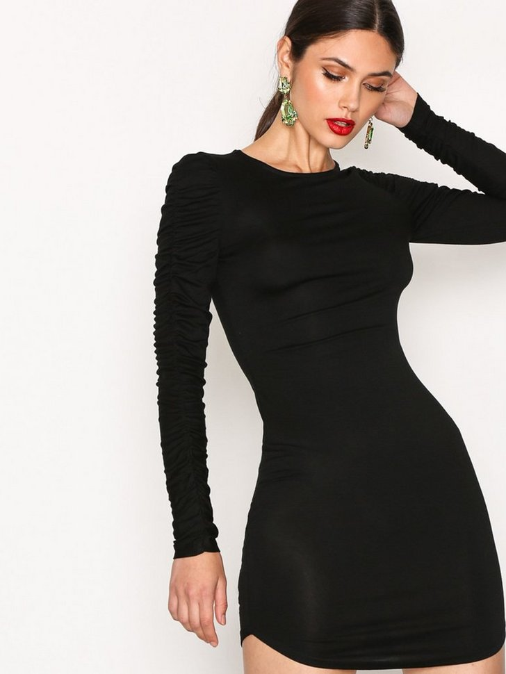 Nelly.com SE - Rouched Sleeve Dress 179.00