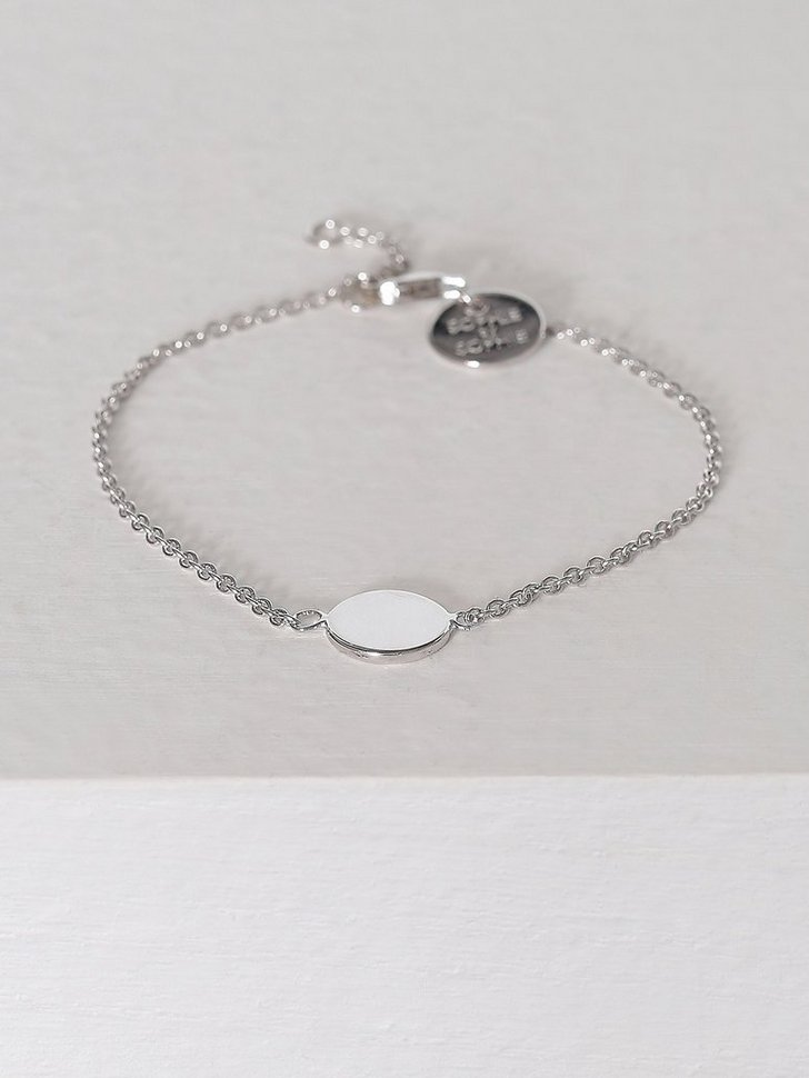Plate Bracelet
