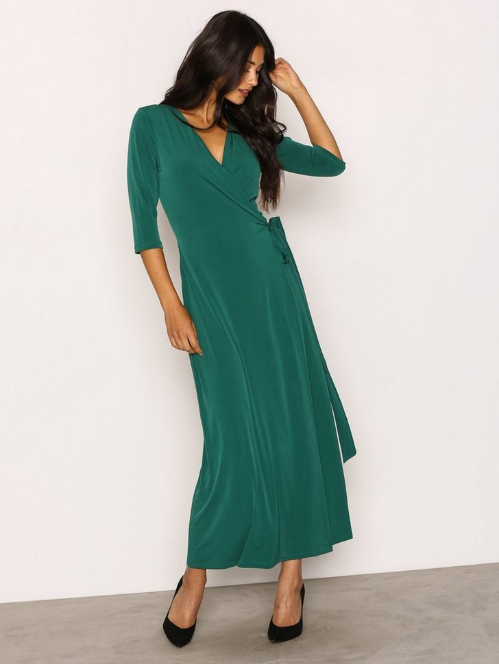 Nelly.com SE - Ankle Wrap Dress 498.00
