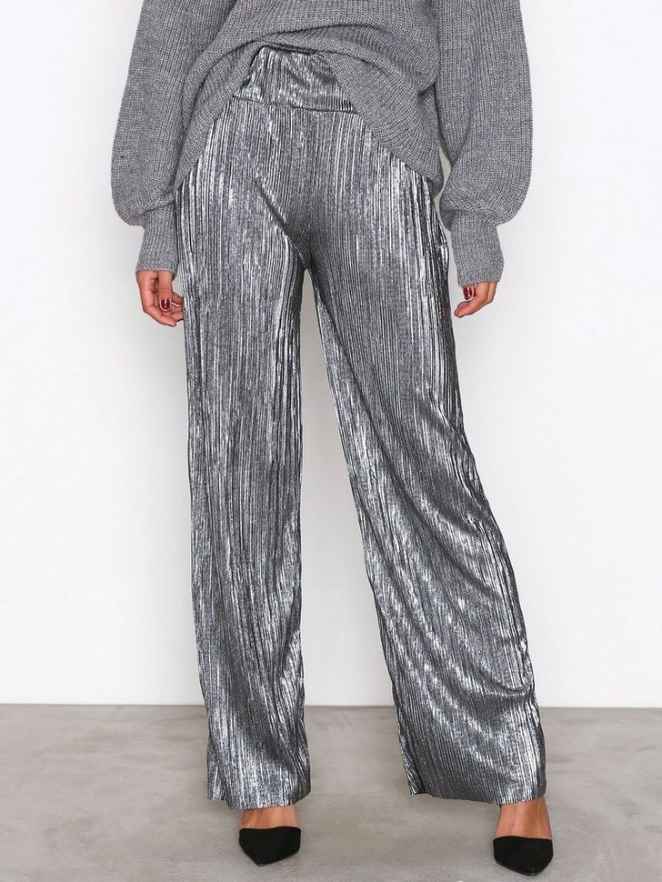 Nelly.com SE - Pleated Metallic Wide Pants 174.00 (348.00)