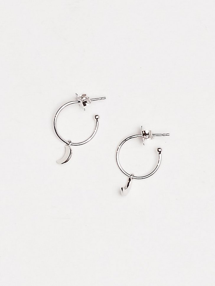 Nelly.com SE - Mini Hoops Moon 698.00