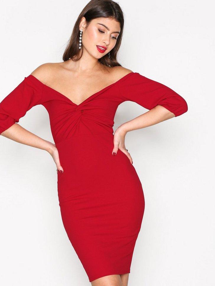 Nelly.com SE - Belle Sleeve Dress 89.00