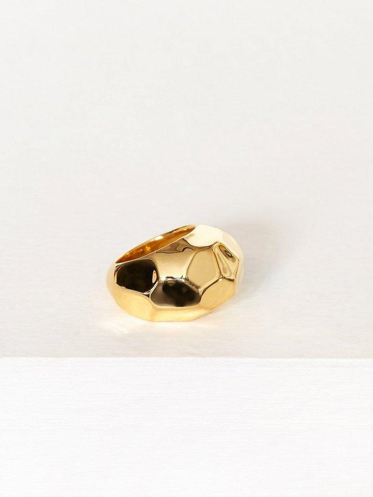 Hammered Ring festtøj smykker