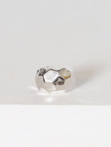 SOPHIE By SOPHIE - Hammered Ring