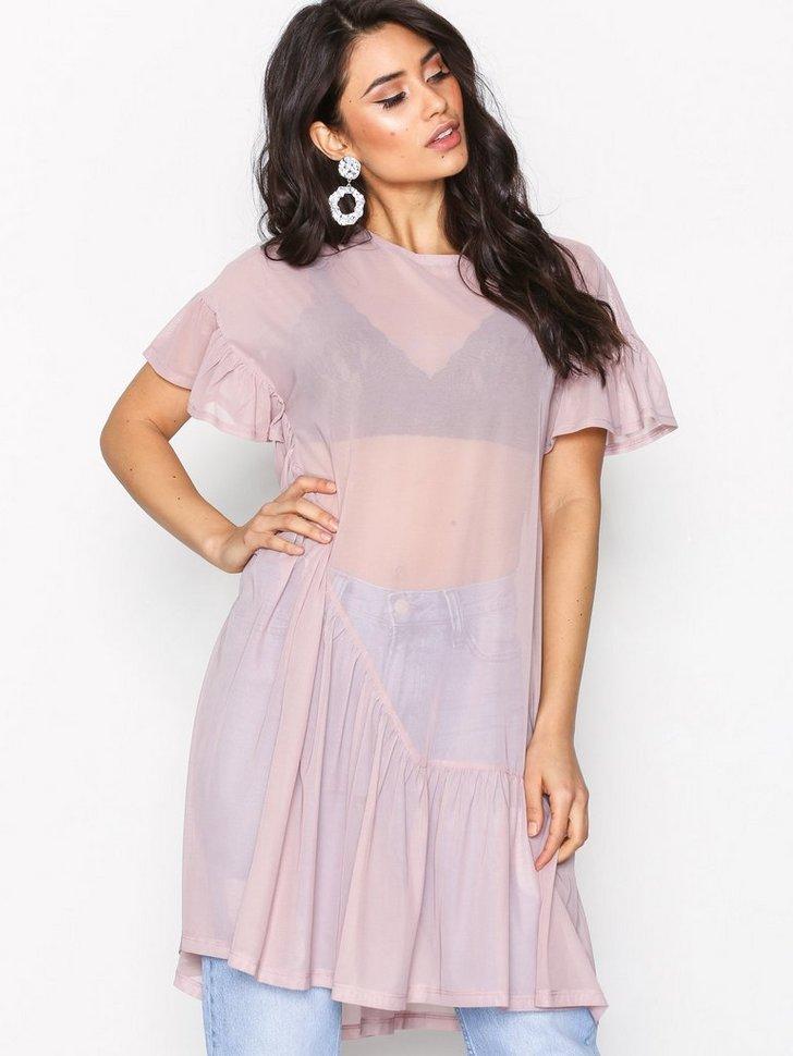 Nelly.com SE - Cute Mesh Flounce Dress 59.00 (298.00)