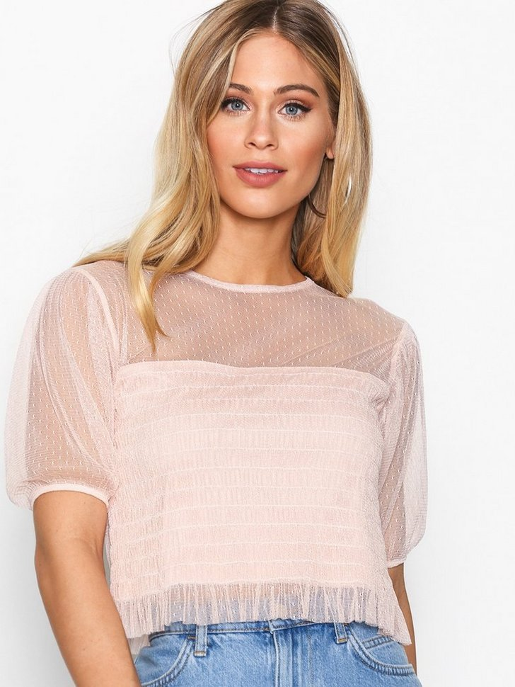 Nelly.com SE - Smock Mesh Top 209.00