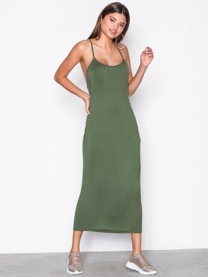 Flirty Back Dress