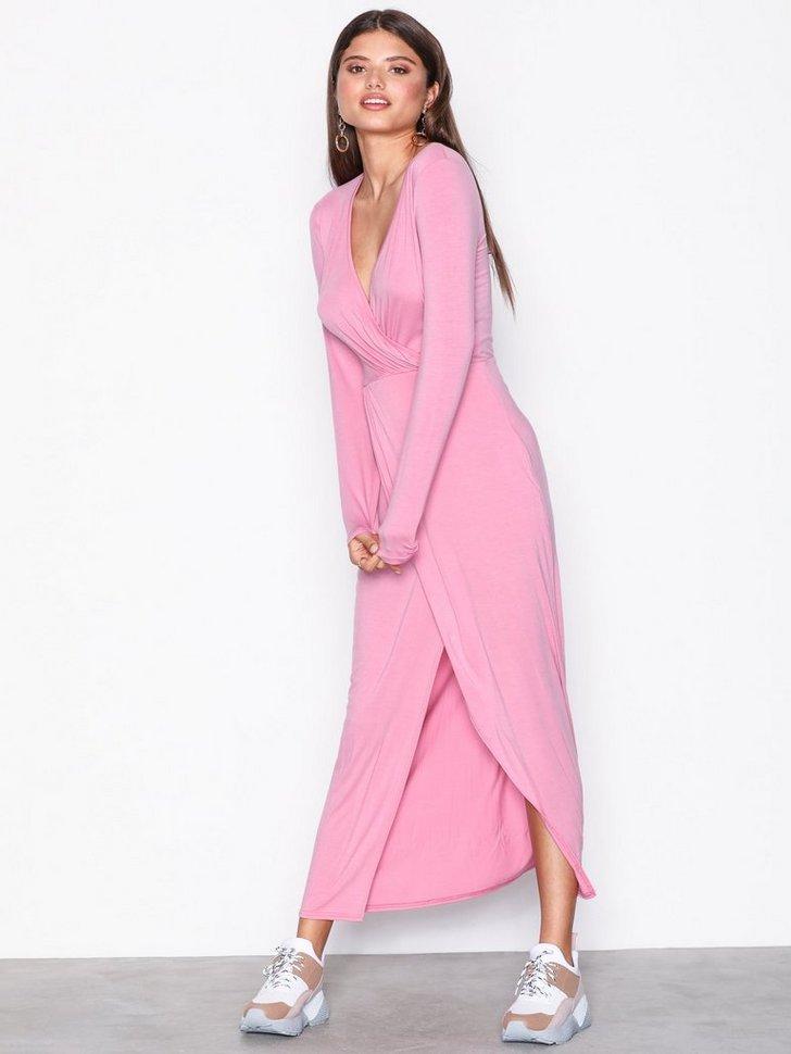 Nelly.com SE - Long Sleeve Wrap Dress 298.00