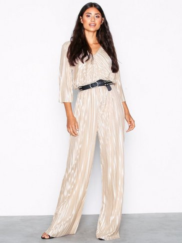 NLY Trend - Pleated Strap Jumpsuit