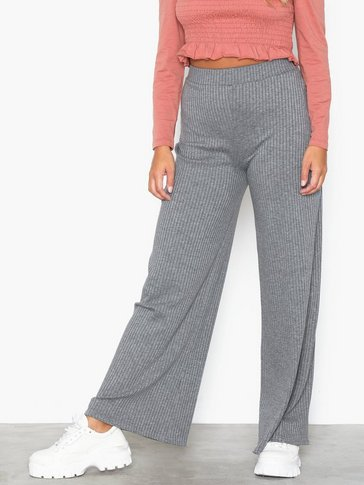 NLY Trend - Wide Rib Pants