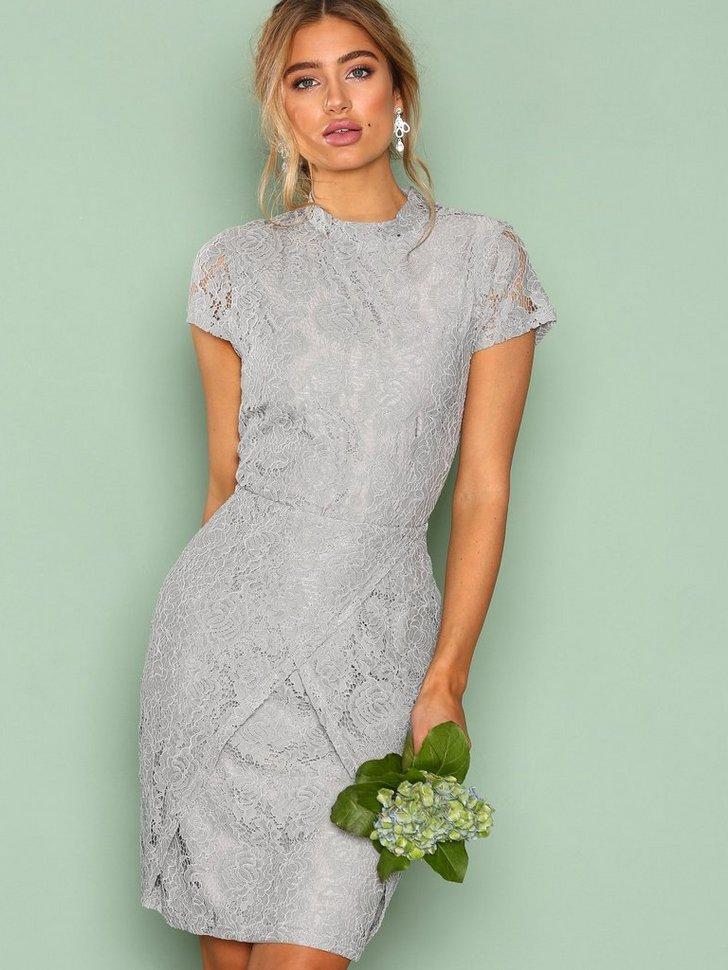Mist Overlap Dress køb festkjole
