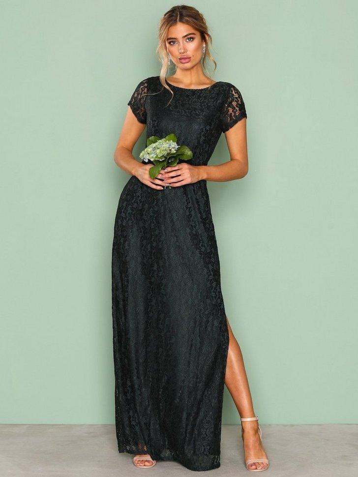 Mysticus Long Dress køb festkjole