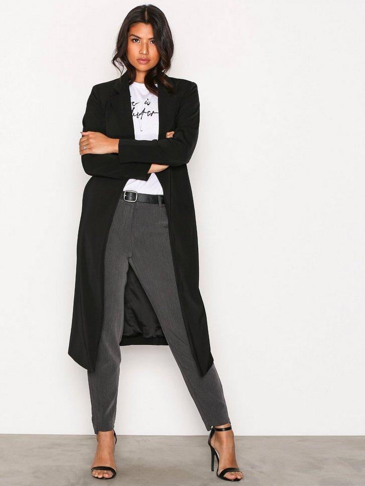 Nelly.com SE - Stockholm Black Coat 1198.00 (1498.00)