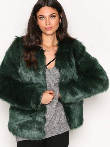 Dry Lake - Cozy Green jacket