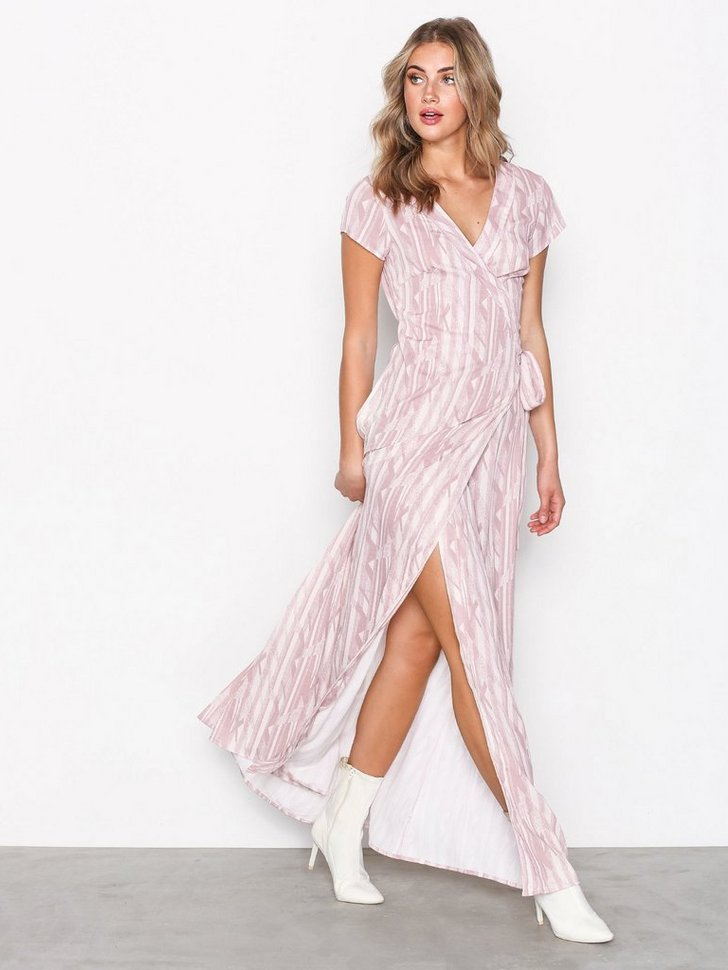 Festkjole Nikolina Long Dress festtøj