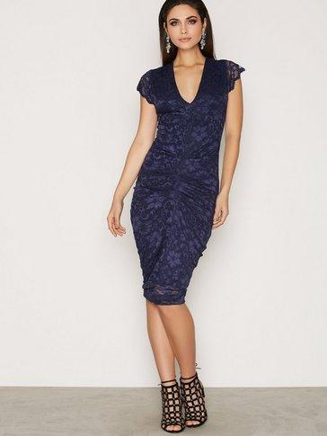 Honor Gold - Adrianna Midi Dress