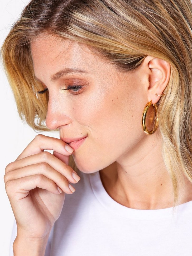 Nelly.com SE - Big Gold Hoops 298.00